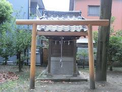 巽神社諏訪社