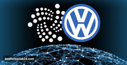 Volkswagen launches blockchain patent for autonomous vehicles :