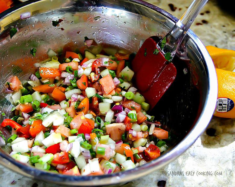 Salad #recipe