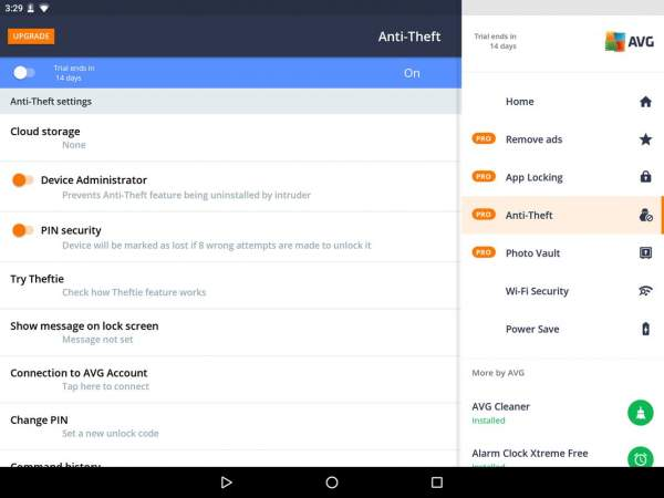 Download AVG Antivirus APK