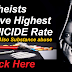 Atheists Have Highest SUICIDE Rate By Brett Keane