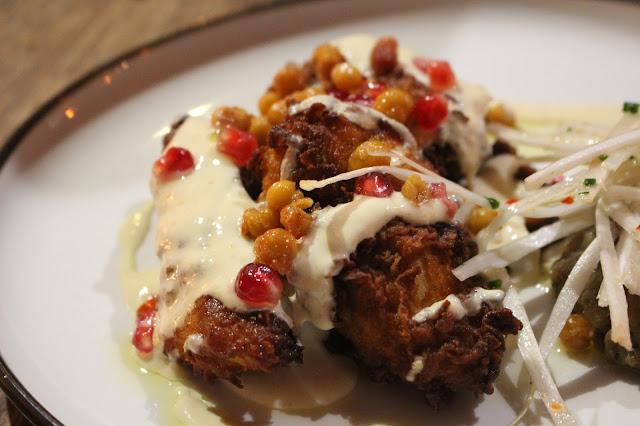 fried chicken The Hardwick