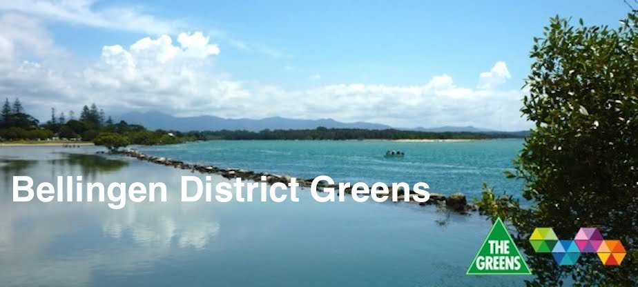 Bellingen District Greens