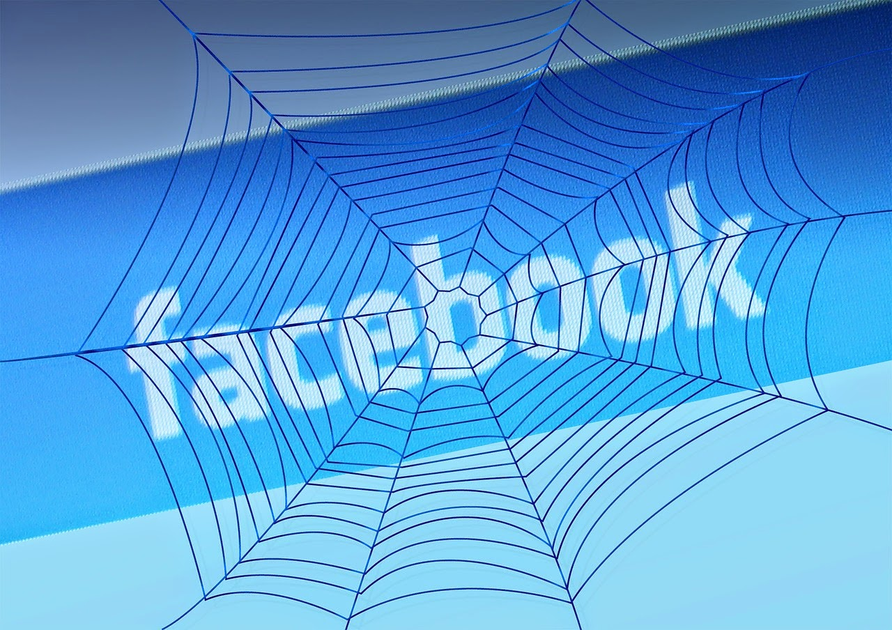 add facebook popup widget in blogger