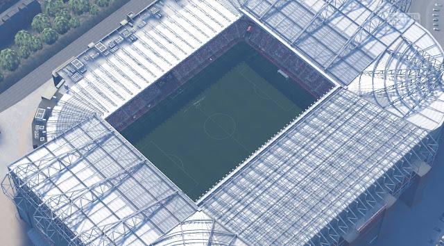 Inilah Stadion Game PES 17 vs Stadion FIFA 17 Terbaru