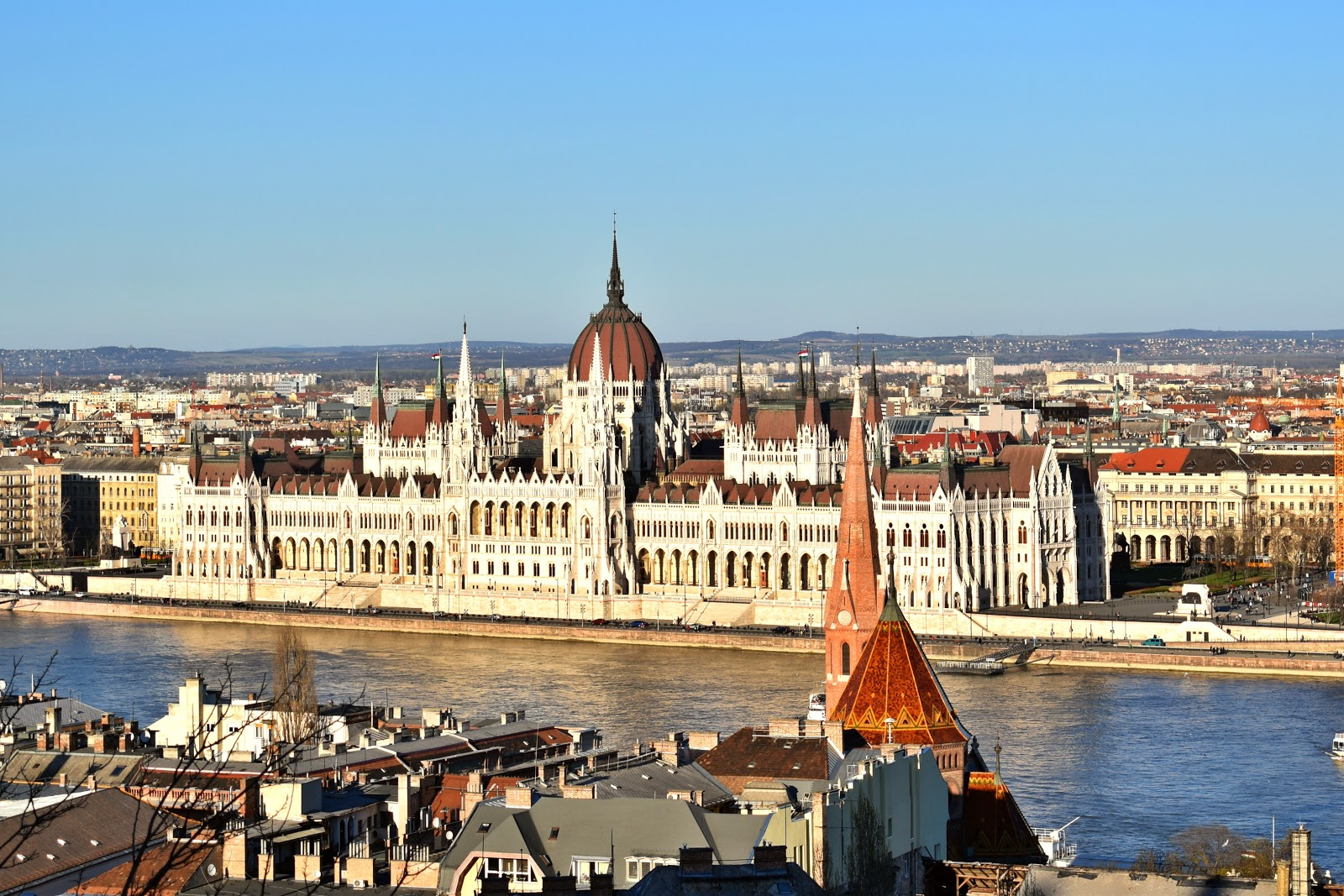 budapeste parlamento hungaro