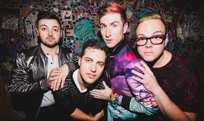 """Lirik Lagu Walk the Moon - Shut Up And Dance"""