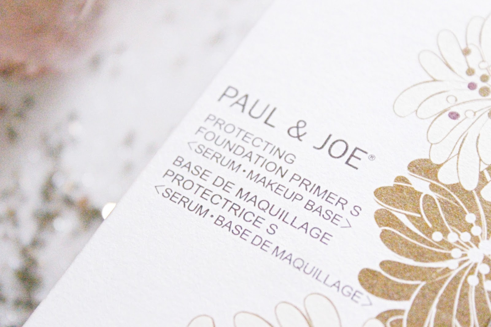 Base Maquillage Paul & Joe