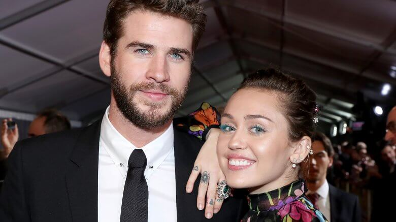 Miley Cyrus and Liam Hemsworth prove they're still together amid breakup rumors