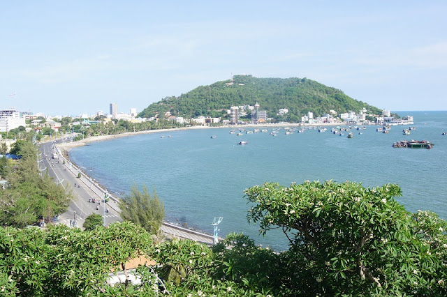 Vung Tau - the attractive beach city in the South of Vietnam