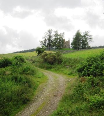Knock Castle, the Seven Bridges Trail