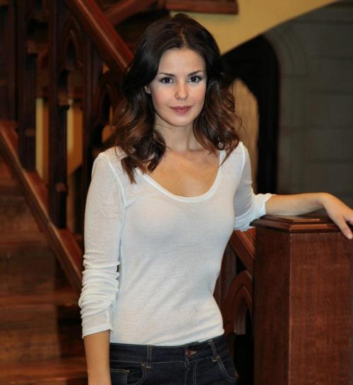 Marta Torne Model Tercantik dan Terseksi di Spanyol