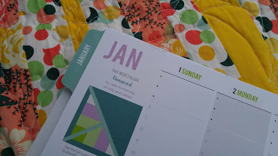 Slice of Pi Quilts - The Quilter's Planner