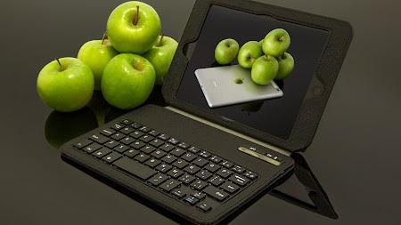 Apple iPad. Creative Combination