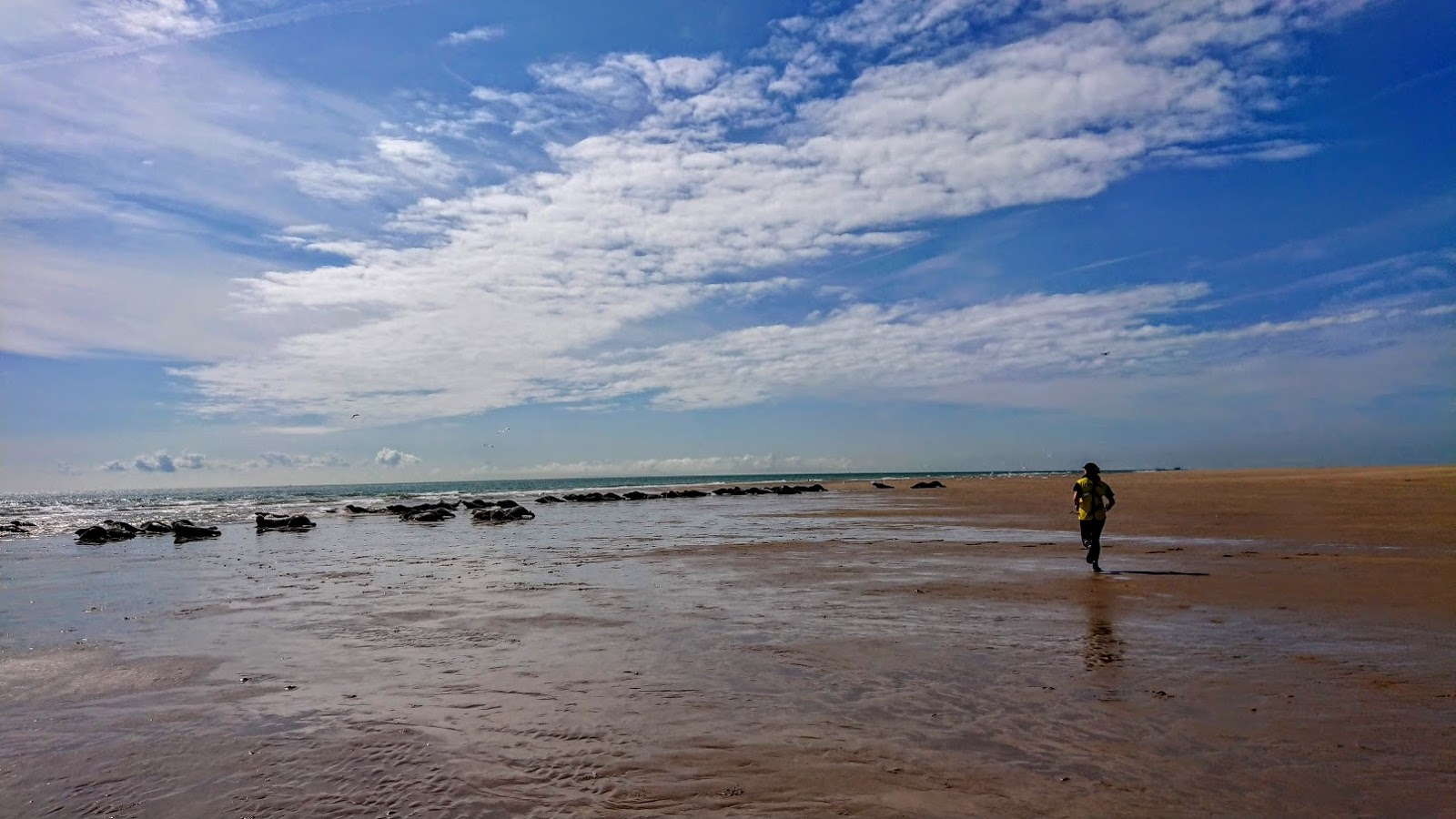 Goodwin Sands 5k Run - Rat Race Project Explore -