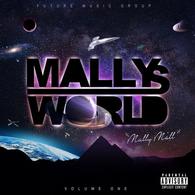 Mally Mall - Mallys World, Vol. 1 - Album Download, Itunes Cover, Official Cover, Album CD Cover Art, Tracklist