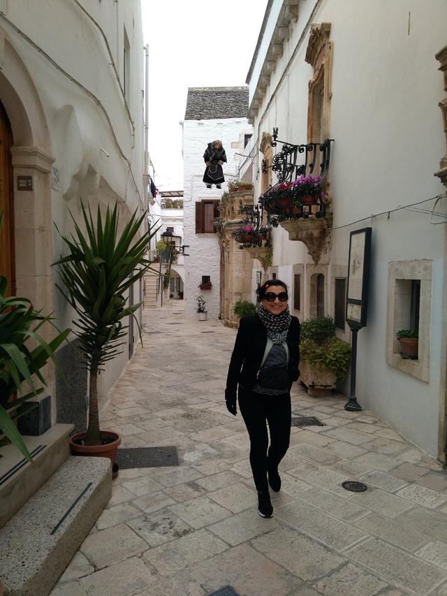 Locorotondo-Puglia-Italia
