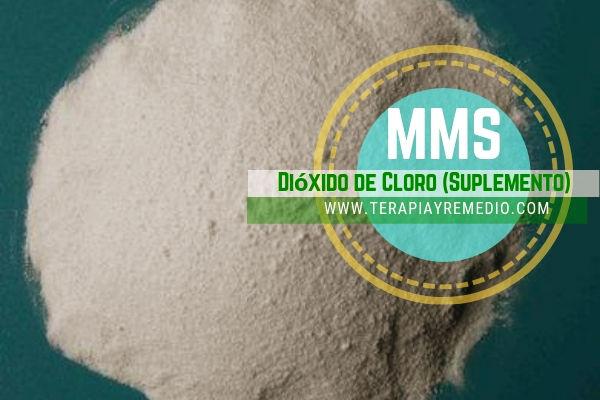 El MMS, dióxido de cloro, es considerado como un milagro ya que lo cura todo