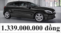 Giá xe Mercedes A200 2020