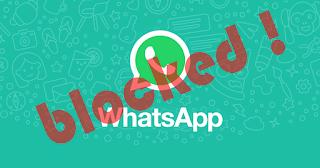 Cara Mudah Menblokir Kontak pada WhatsApp