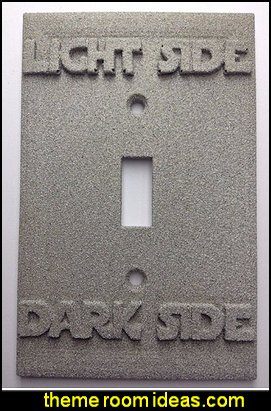 Star Wars Light Dark Side Light Switch Cover