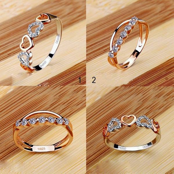 Cute & Trendy Rings For Fashion Girls - dashingamrit