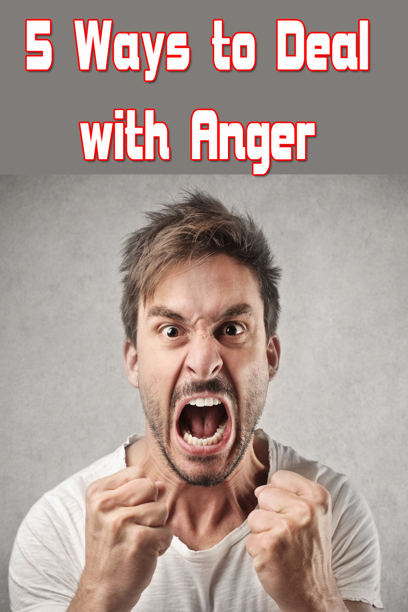 5 Ways to Deal with Anger