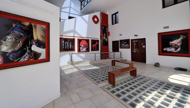 Museo de Arqueologia Alta Montaña em Salta, Argentina