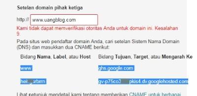 Copy 2 Cname