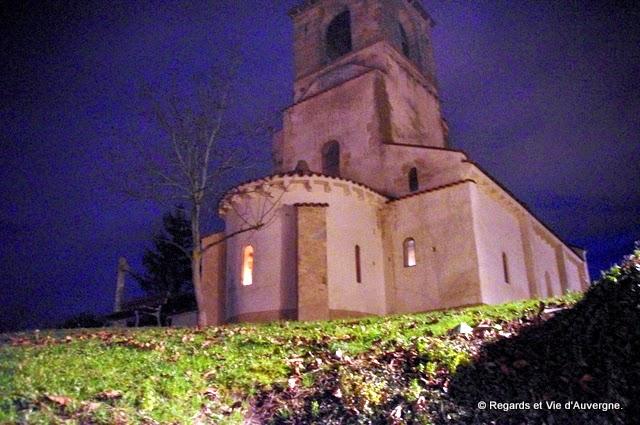 église de Moissat-Bas saint Pierre aux liens (Puy-de-Dôme