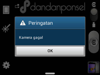 Cara Mengatasi Kamera Gagal/Failed di Android