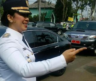 Ketua DPRD  Karawang  Mesti Menjawab ,Ya atau Tidak