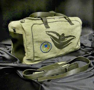Мужская спортивная сумка Пловец - подарок мужчине