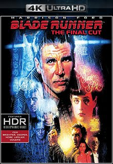Download - Blade Runner, o Caçador de Andróides 4K BluRay