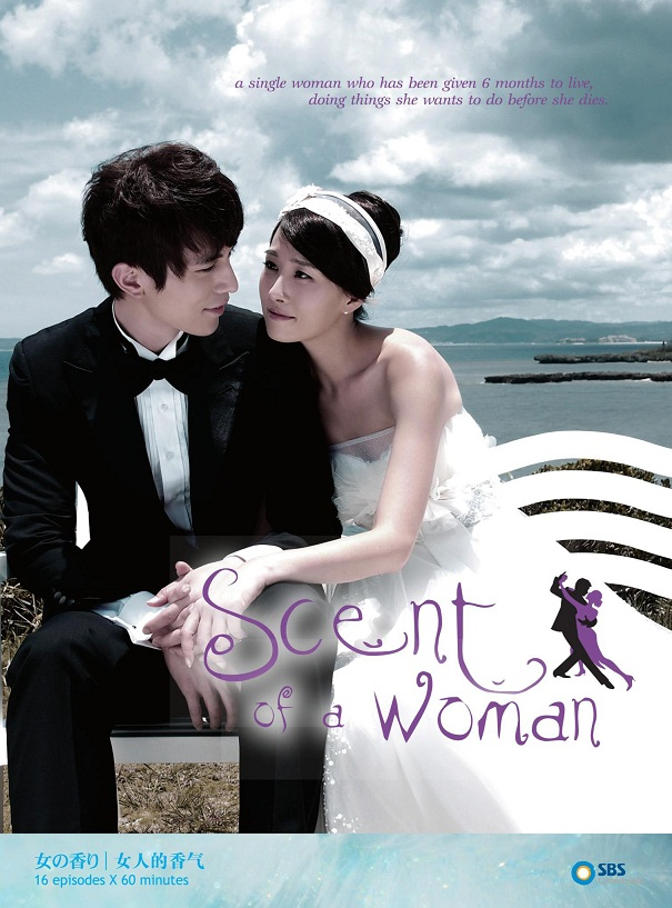 Sinopsis Scent of A Woman