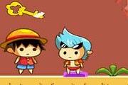 الاصدار الثاني من لعبة ون بيس - ثمرة ملك القراصنة Fruit Of Pirate King 2