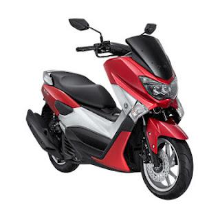 Dealer Motor Yamaha Nmax ABS Murah di Solo Warna Merah