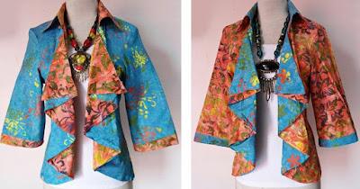 Budayakan Memakai Pakaian Batik