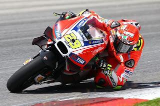 Latihan Bebas 3 MotoGP Le Mans