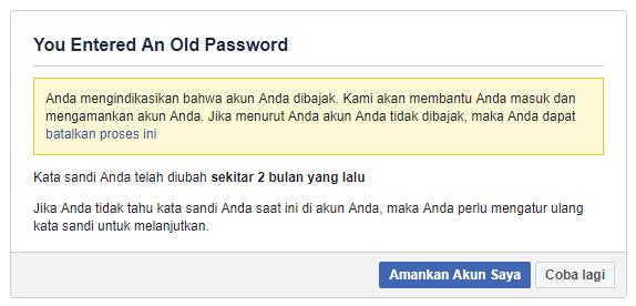 Cara Melaporkan Akun Facebook Yang Dibobol atau di Hack