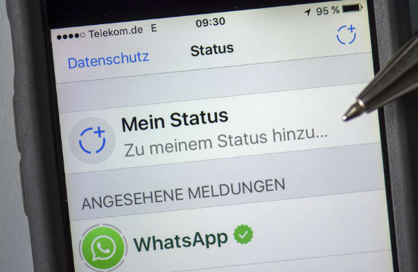 Whatsapp New Status Feature How To Use It Chuksguide