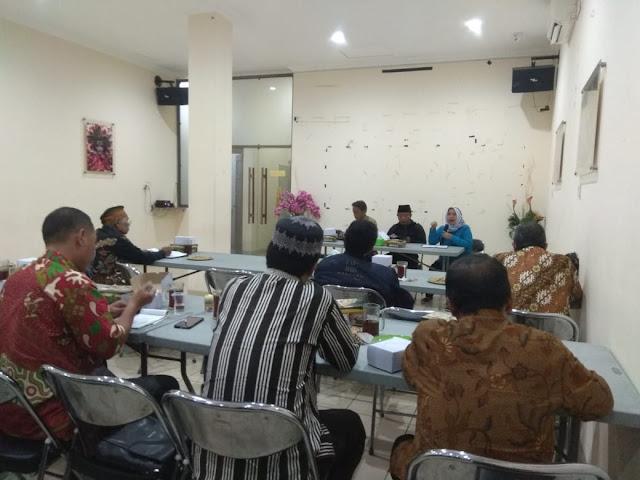 ingkatkan Komunikasi dengan Tokoh Masyarakat Kelurahan Nusukan