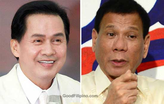 Apollo Quiboloy was hurt, Duterte's spokesperson apologized