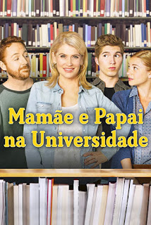 Mamãe e Papai Na Universidade - HDRip Dublado
