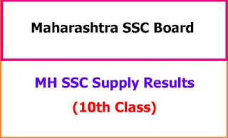 MH SSC Supplementary Results