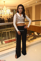 Catherine Tresa in a White Glittering Crop Top Black Leggings  Exclusive 06.JPGCatherine Tresa in a White Glittering Crop Top Black Leggings at Gajendrudu music launch 6th April 2017