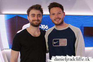 Updated: Daniel Radcliffe on Capital FM's Drivetime