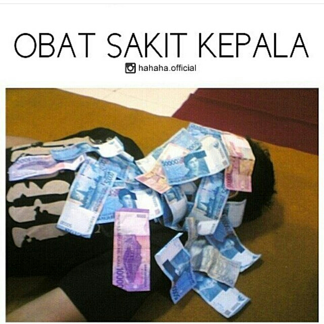 Dp Bbm Sakit Kepala Lucu Lowongan Kerja Indonesia