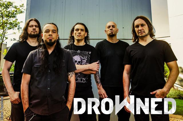 """Drowned: """"um dos pilares do Death Metal brasileiro"""""""