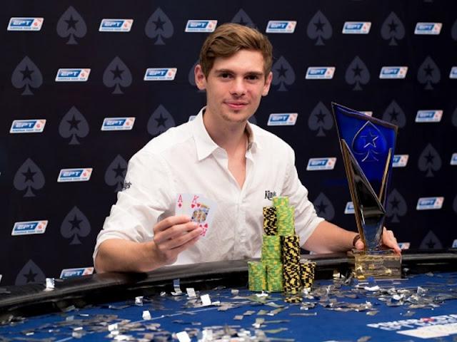 Fedor Holz participa no torneio mais caro da história